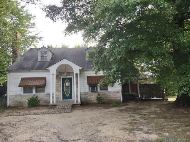 377 Broad Street, Ramseur, NC 27316 (MLS #1030081) :: Hillcrest Realty Group