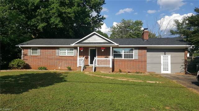 151 Robbins Road, Winston Salem, NC 27107 (MLS #1030112) :: Greta Frye & Associates   KW Realty Elite