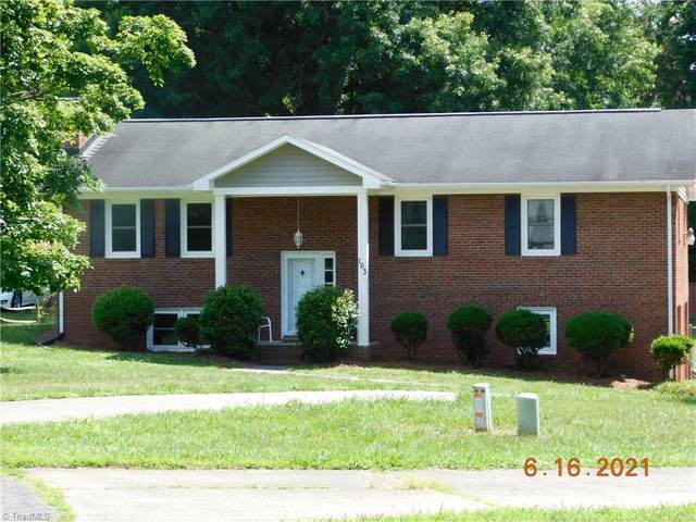 163 Ruth Court, Winston Salem, NC 27127 (MLS #1030113) :: Hillcrest Realty Group