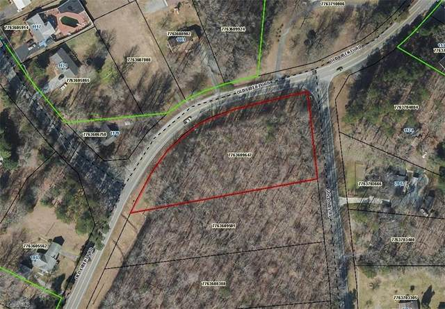 0 Old Liberty Road, Asheboro, NC 27203 (MLS #1030130) :: Hillcrest Realty Group