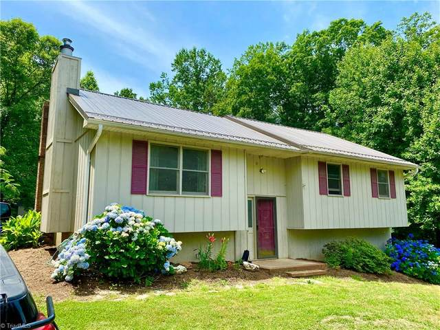 124 Oak Ridge Drive, Mount Airy, NC 27030 (MLS #1030148) :: Witherspoon Realty