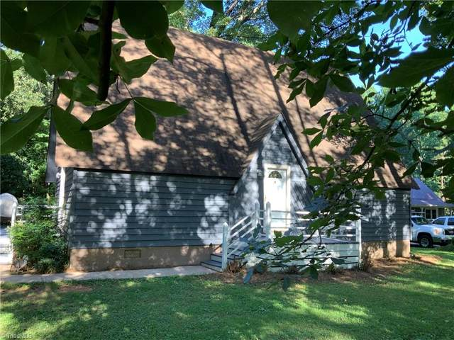 954 Maple Ridge Road, Asheboro, NC 27203 (MLS #1030152) :: Hillcrest Realty Group