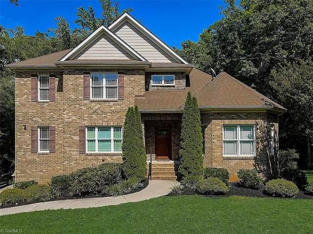 8208 Kandi Drive, Stokesdale, NC 27357 (MLS #1030177) :: Ward & Ward Properties, LLC