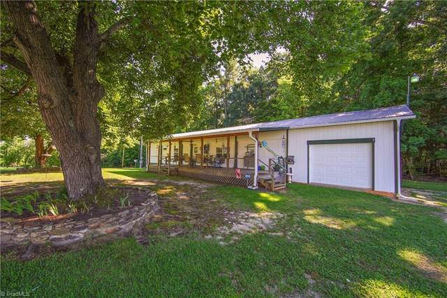 1654 Smith Adkins Road, Liberty, NC 27298 (MLS #1030184) :: Hillcrest Realty Group