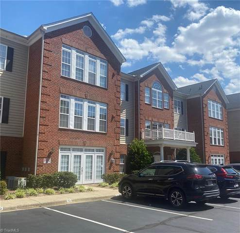 524 College Road #101, Greensboro, NC 27410 (MLS #1030188) :: Hillcrest Realty Group