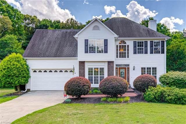 416 Pinnix Drive, Lexington, NC 27295 (MLS #1030191) :: Hillcrest Realty Group