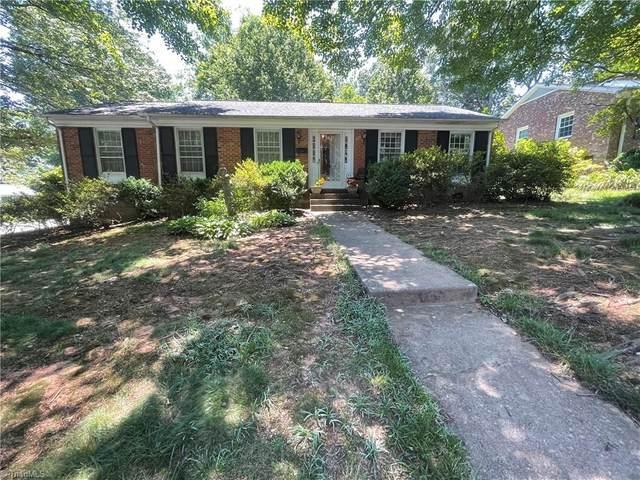 1601 Alderman Drive, Greensboro, NC 27408 (MLS #1030205) :: Hillcrest Realty Group