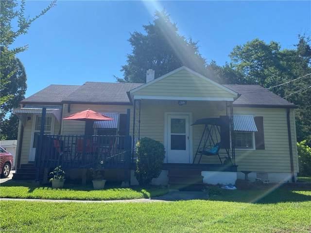 422 Burge Place, High Point, NC 27260 (MLS #1030208) :: Greta Frye & Associates | KW Realty Elite
