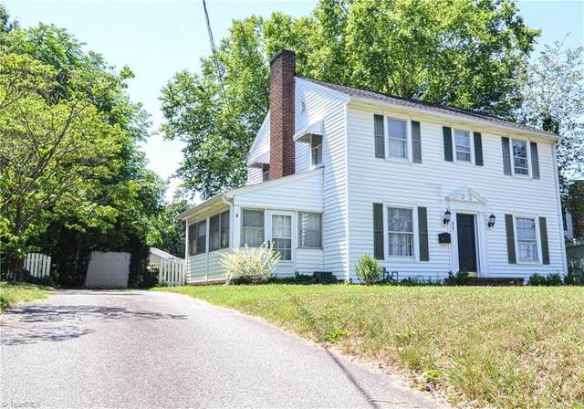 827 Hawthorne Road, Winston Salem, NC 27103 (MLS #1030210) :: Greta Frye & Associates | KW Realty Elite