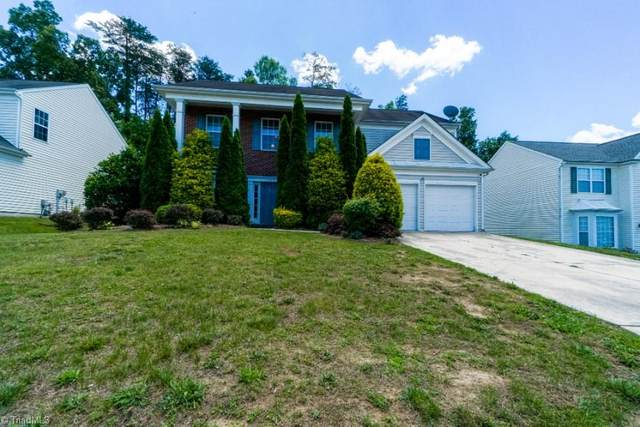 1566 Pondhaven Drive, High Point, NC 27265 (MLS #1030220) :: Hillcrest Realty Group