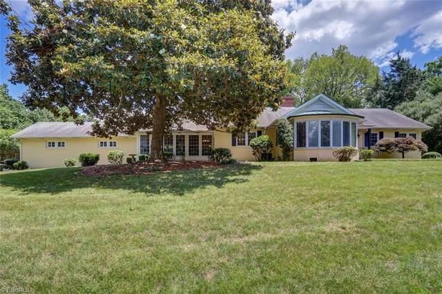 604 E Lake Drive, Greensboro, NC 27401 (MLS #1030244) :: Ward & Ward Properties, LLC