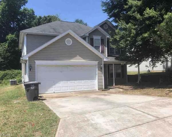 4811 Chapel Ridge Drive, Greensboro, NC 27405 (MLS #1030253) :: Hillcrest Realty Group