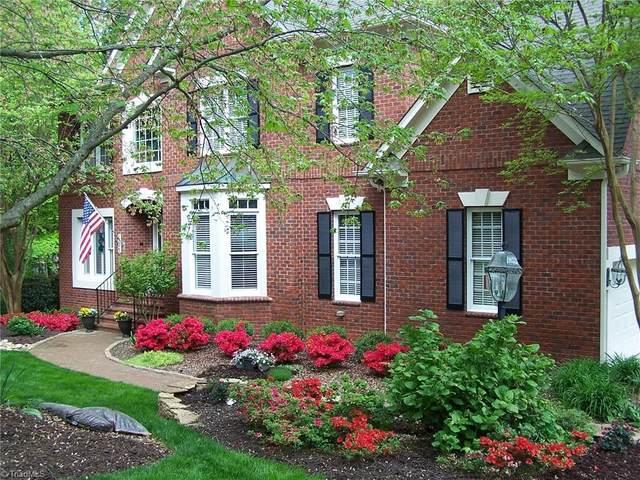 401 Cross Vine Lane, Greensboro, NC 27455 (MLS #1030255) :: Hillcrest Realty Group