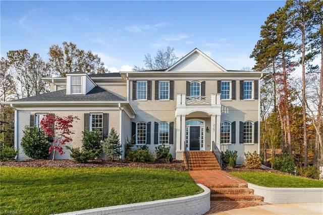 2107 Berkshire Lane, Greensboro, NC 27408 (MLS #1030256) :: Lewis & Clark, Realtors®