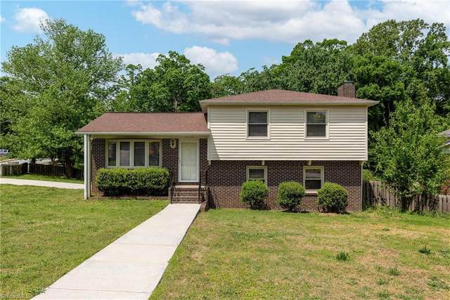 2710 Chantilly Place, Greensboro, NC 27407 (MLS #1030275) :: Hillcrest Realty Group