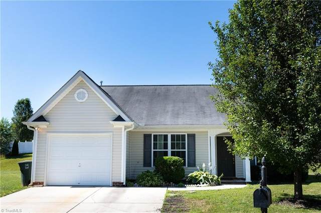 5 Bunkhouse Court, Greensboro, NC 27405 (MLS #1030286) :: Hillcrest Realty Group