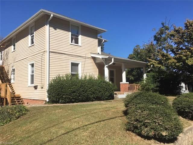 1425 Academy Street, Winston Salem, NC 27103 (MLS #1030295) :: Greta Frye & Associates | KW Realty Elite