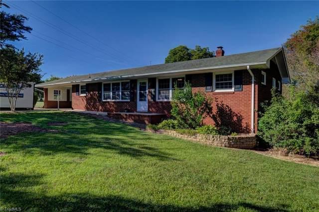 615 Mccoy Road, Reidsville, NC 27320 (#1030299) :: Premier Realty NC