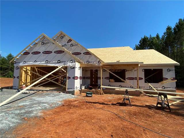 135 Tristan Meadows Lane, Lexington, NC 27292 (#1030300) :: Rachel Kendall Team