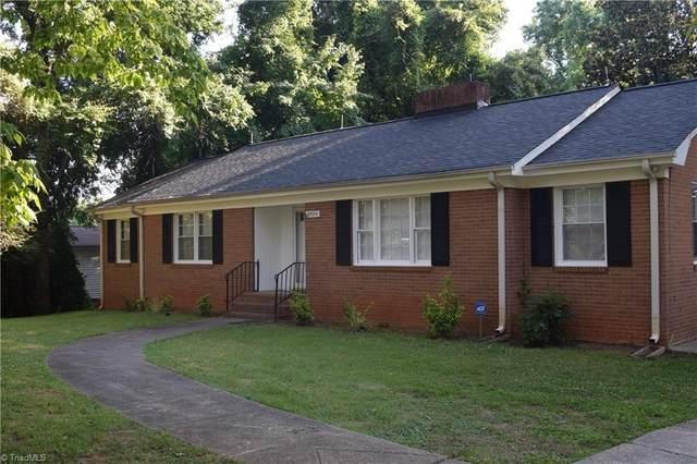 2530 Wallingford Road, Winston Salem, NC 27101 (#1030319) :: Rachel Kendall Team