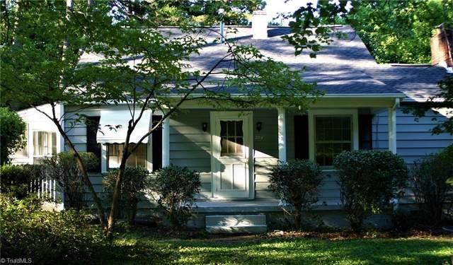 204 Laurel Hill Drive, Burlington, NC 27215 (#1030343) :: Rachel Kendall Team
