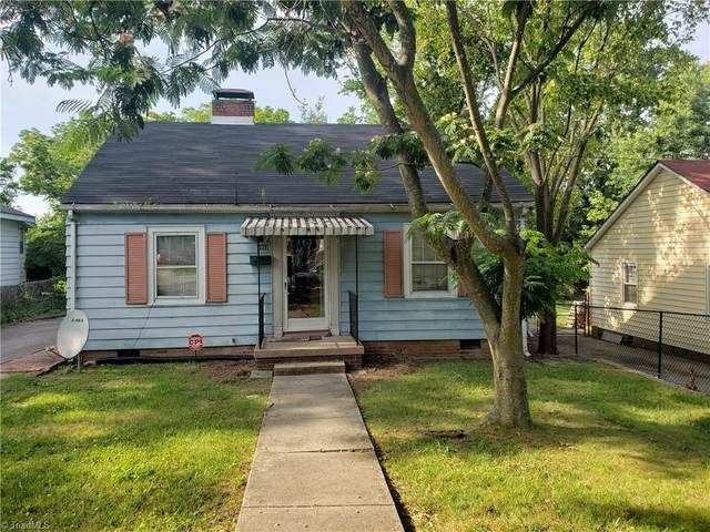 3903 Oak Grove Avenue, Greensboro, NC 27405 (#1030347) :: Rachel Kendall Team