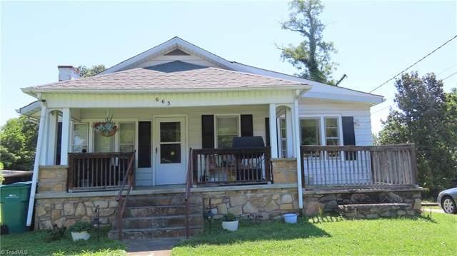 663 Main Street, Jonesville, NC 28642 (#1030369) :: Rachel Kendall Team