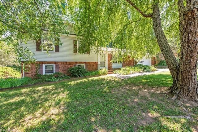 161 Madelyn Drive, Winston Salem, NC 27104 (MLS #1030388) :: Hillcrest Realty Group