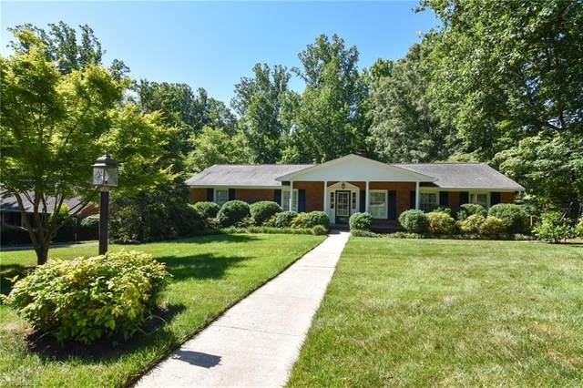 2410 Merrimont Drive, Winston Salem, NC 27106 (MLS #1030406) :: Ward & Ward Properties, LLC