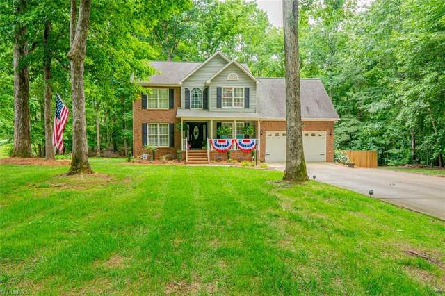 115 Cedar Run Drive, Randleman, NC 27317 (MLS #1030410) :: Hillcrest Realty Group