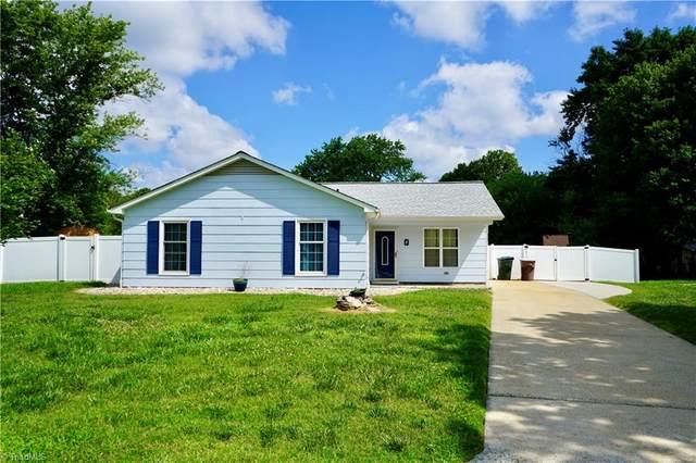 2 Cabot Court, Greensboro, NC 27407 (MLS #1030436) :: Lewis & Clark, Realtors®