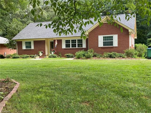 438 Academy Street, Rural Hall, NC 27045 (MLS #1030458) :: Hillcrest Realty Group