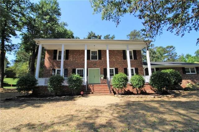 4700 Hollister Drive, Greensboro, NC 27407 (MLS #1030461) :: Hillcrest Realty Group