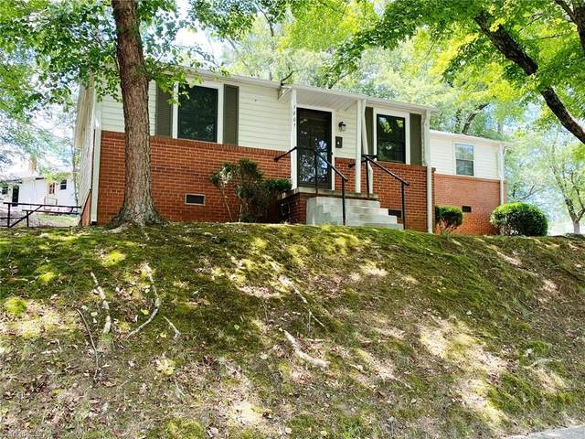 1807 Mimosa Drive, Greensboro, NC 27403 (MLS #1030489) :: Hillcrest Realty Group