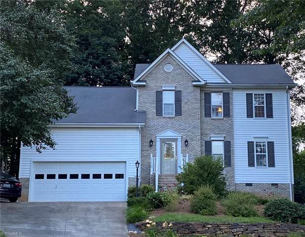 110 Wembly Court, Kernersville, NC 27284 (MLS #1030490) :: Hillcrest Realty Group