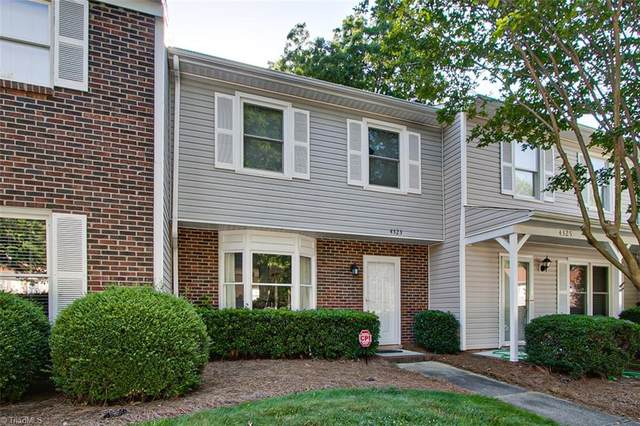 4323 Baylor Street, Greensboro, NC 27455 (MLS #1030499) :: Witherspoon Realty