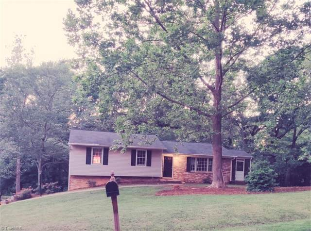 3234 Goslen Drive, Pfafftown, NC 27040 (MLS #1030500) :: Hillcrest Realty Group