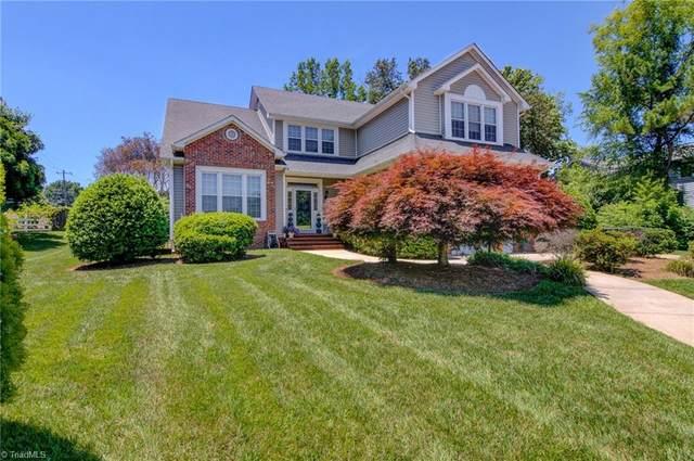 3301 Quaker Run Drive, Greensboro, NC 27410 (MLS #1030528) :: Hillcrest Realty Group