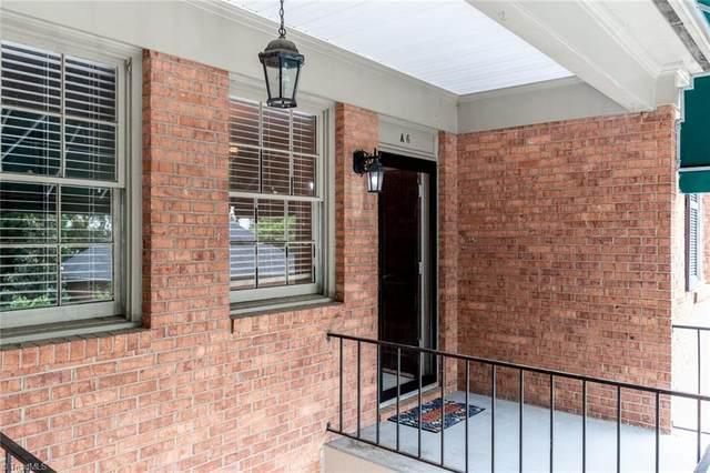 1833 Banking Street A6, Greensboro, NC 27408 (#1030536) :: Rachel Kendall Team
