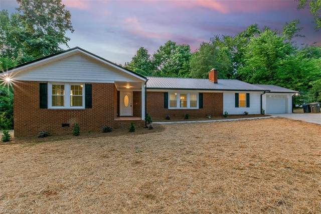 222 Westover Drive, Lexington, NC 27292 (MLS #1030558) :: Ward & Ward Properties, LLC