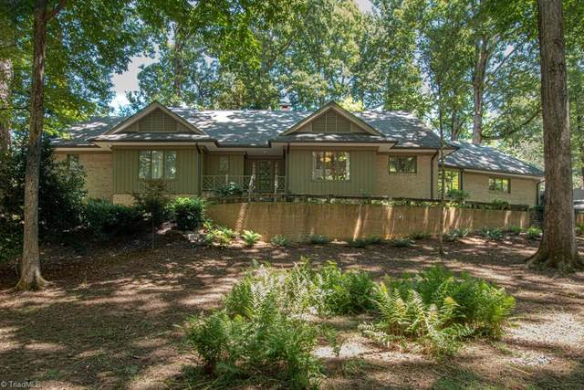 2841 Galsworthy Drive, Winston Salem, NC 27106 (MLS #1030579) :: Ward & Ward Properties, LLC