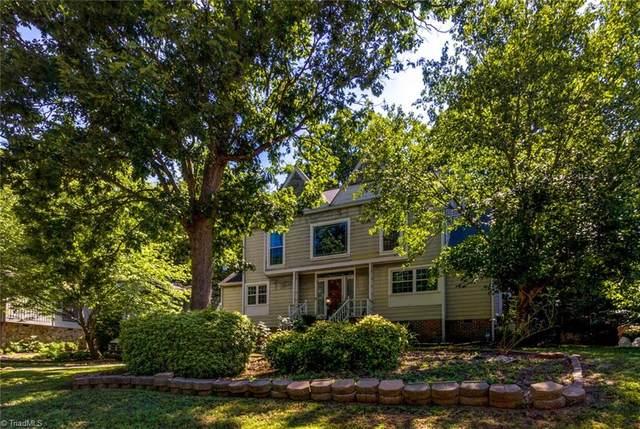 5308 Tower Road, Greensboro, NC 27410 (MLS #1030662) :: Ward & Ward Properties, LLC