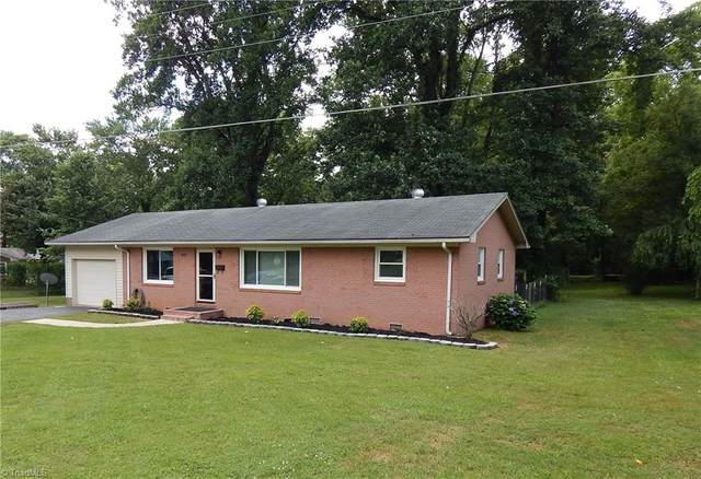 1827 Aims Avenue, Mount Airy, NC 27030 (MLS #1030686) :: Ward & Ward Properties, LLC