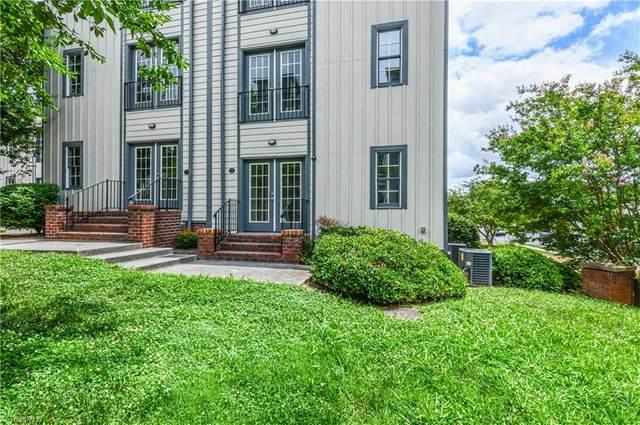 445 Mcadoo Avenue, Greensboro, NC 27406 (MLS #1030722) :: Ward & Ward Properties, LLC