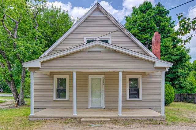 1704 Eugene Avenue, High Point, NC 27260 (MLS #1030723) :: Lewis & Clark, Realtors®