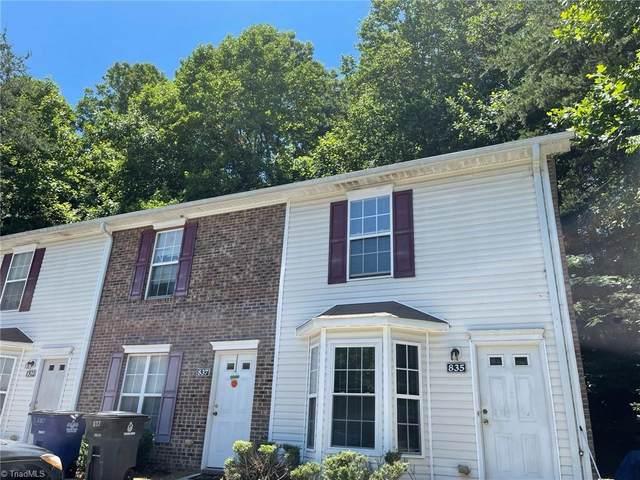 837 Brickwood Court, Winston Salem, NC 27127 (MLS #1030737) :: Ward & Ward Properties, LLC