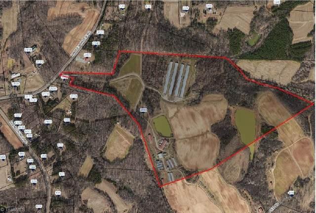2113 Lindsey Bridge Road, Madison, NC 27025 (MLS #1030747) :: Berkshire Hathaway HomeServices Carolinas Realty