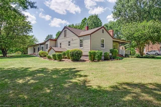 3610 Osborne Road, Greensboro, NC 27407 (MLS #1030756) :: Ward & Ward Properties, LLC