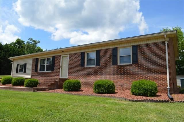 162 Downing Drive, Mount Airy, NC 27030 (MLS #1030819) :: Ward & Ward Properties, LLC