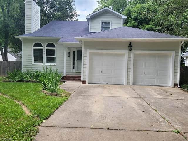 119 Bridlewood Avenue, High Point, NC 27265 (MLS #1030838) :: Lewis & Clark, Realtors®